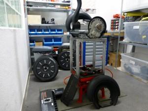 Segway Service, Segway Reparatur, Segway Werkstatt