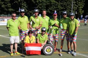 Steve Wozniak Segway Polo, Thomas Kerschbaumer, WOZ Cup 2015 Köln, Segway WM